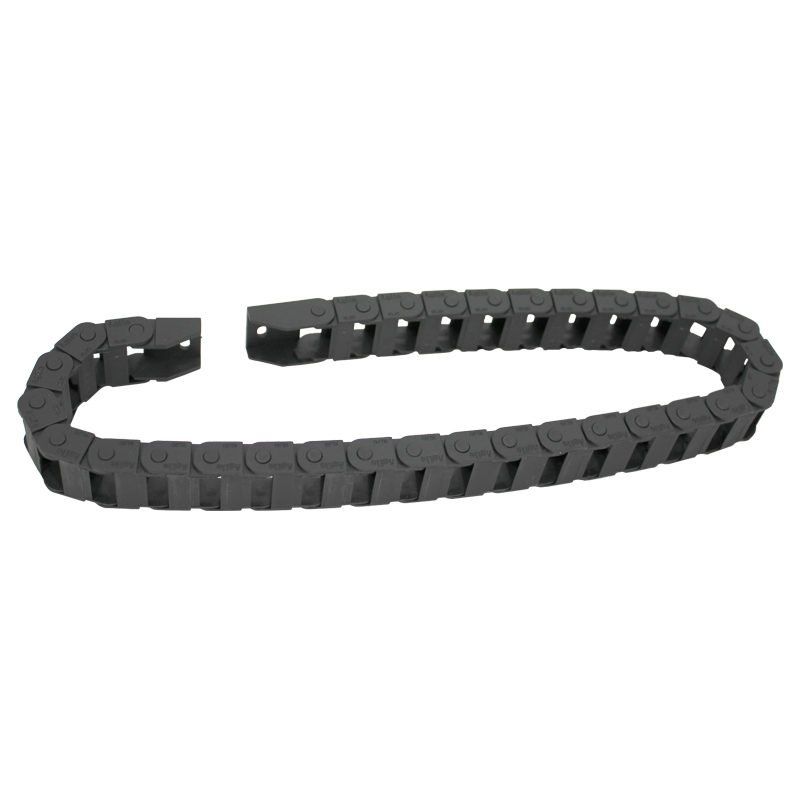 Europe style for Waterproof Conduit Tube - 10×20 MT series open type reinforced nylon mini type drag chain – Anjie