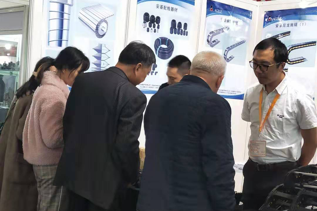 ShanghaiTex 2019 exibition hold in 2019.11.25