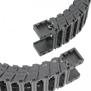 30*60 mm VSK silenced sabin low noise energy chain