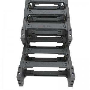 38*150 mm VMTK bridge type nylon energy chain for cnc machine