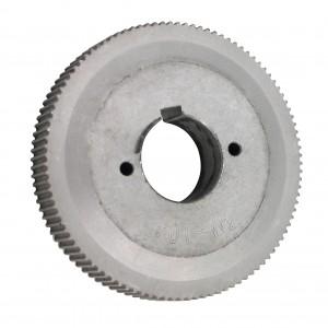 customized aluminum alloy synchronous pulley wheel gear