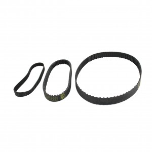 high strength customized synchronous wheel pulley belt