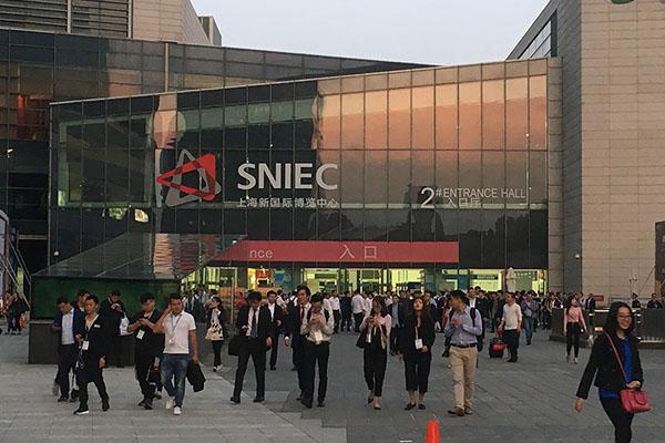 The PTC ASIA 2019 Exhibition in Shanghai SNIEC