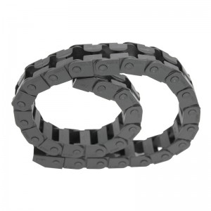 10*16 KJ split type open mini type nylon drag chain for elevator